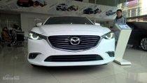 Bán Mazda 6 bản 2.0 Facelift ưu đãi lớn, giao xe ngay tại Hà Nội - Mazda Nguyễn Trãi - Hotline: 0949565468