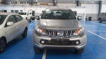 Cần bán xe Mitsubishi Triton 1 cầu, số sàn, màu bạc, nhập khẩu - LH: Đông Anh - 0931911444