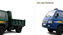 Bán xe ben Thaco Forland FLD250C 2.5 tấn