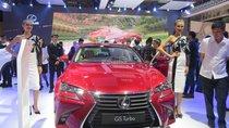 Tháng 1/2017: Lexus Việt Nam bất ngờ tăng trưởng