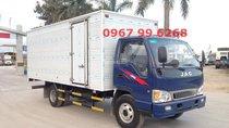 Đại lý xe tải JAC, JAC 5 tấn Thái Bình, Nam Định