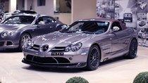 Xe hiếm Mercedes SLR 722 S Roadster rao bán 17 tỷ đồng