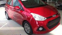 Hyundai Đà Nẵng bán Hyundai Grand i10 năm 2018, màu đỏ, nhập khẩu nguyên cục - Liên hệ: 0905.976.950