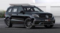 Ngắm nội thất 'sang chảnh' được mạ vàng của SUV Mercedes GLS Brabus