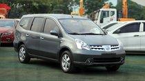 Khám phá Nissan Grand Livina đời 2011-xe cũ 7 chỗ 'chất' trong tầm giá dưới 500 triệu