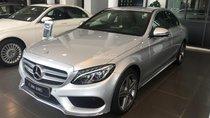 Cần bán xe Mercedes C300 AMG đời 2018, màu bạc
