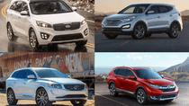 Điểm danh những SUV đáng mua được NHTSA đánh giá cao nhất