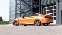 BMW M4 độ 670 mã lực màu cam cá tính