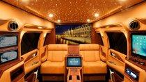 Ngắm nội thất xa xỉ trong mơ trên Cadillac Escalade độ