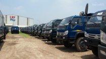 Bán xe Ben 5 tấn Trường Hải FLD490C Thaco mới nâng tải giao xe ngay tại Hà Nội