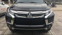 Bán xe Mitsubishi Pajero Sport tại Đà Nẵng, màu đen, nhập khẩu, giao xe ngay, hỗ trợ vay nhanh, LH Quang 0905596067