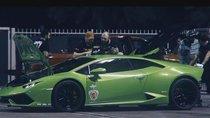 Ngắm Lamborghini Huracan 1.439 mã lực gầm rú tại Nga