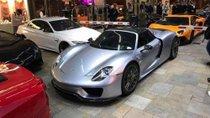 Ngắm dàn siêu xe hiếm có khó tìm tụ hội tại Monaco