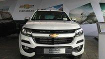Bán Chevrolet Colorado High Country, vua bán tải đến từ Mỹ với gói vay đến 90% giá xe