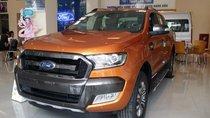 Bảng giá xe Ford Ranger đời 2018, KM tới 81tr giao xe ngay, trả góp 90%, lãi suất thấp - Tell 0919.263.586