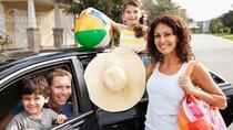 6 lời khuyên an toàn cho cha mẹ khi có trẻ nhỏ trên xe ô tô