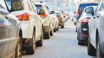 Kinh nghiệm lái xe ô tô an toàn vào giờ cao điểm