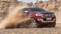 Bảng giá xe Ford Everest, tặng BHTV 61tr, phụ kiện, trả góp 85% LS thấp. Tel: 0919.263.586