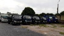 Bán xe Ben 5 tấn Trường Hải FLD490C, mới nâng tải 2017 ở Hà Nội