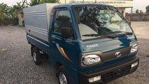 Bán xe tải Thaco Towner 800 thùng mui bạt, màu xanh lam hoàn toàn mới