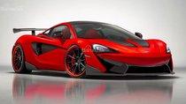 McLaren Sports Series nâng tầm đẳng cấp qua tay 1016 Industries