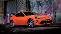 Toyota 86 2017 phiên bản đặc biệt màu cam đến Úc