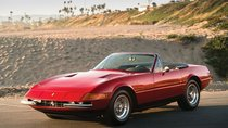 33 năm mới có 1 chiếc Ferrari Daytona Spider bị rao bán