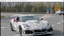 Nghi vấn Chevrolet Corvette ZR1 xuất hiện sớm tại 24 Hours of Le Mans