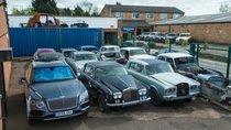 Tìm về nơi 'chôn cất' Rolls-Royce và Bentley khủng nhất thế giới