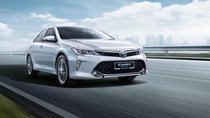 Tháng 5: Toyota Camry 'bá chủ' phân khúc sedan hạng D tại Việt Nam