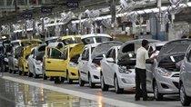 Nửa đầu năm 2017: Việt Nam nhập khẩu 50.990 ô tô nguyên chiếc