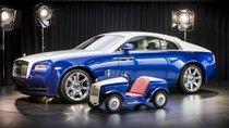 Khách hàng mua xe Rolls-Royce đang trẻ hóa