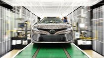 Toyota 'phủ sóng' 49 quốc gia trên toàn thế giới