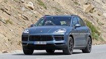 Porsche Cayenne hé lộ hình ảnh thực thế đầu tiên