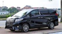 'Chuyên cơ mặt đất' Toyota Alphard sẽ về Việt Nam vào tháng 8