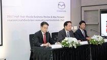 6 tháng đầu năm 2017: Doanh số Mazda tại Thái Lan tăng 13%