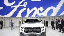 Quý II/2017: Ford đạt lợi nhuận cao hơn dự kiến