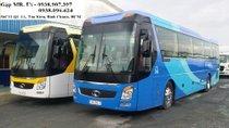 Bán ô tô Thaco Universe năm 2018, hai màu