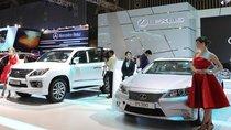 Việt Nam nhập 57.000 xe trong 7 tháng đầu năm 2017