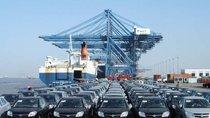 Lượng xe xuất khẩu của Trung Quốc duy trì mức tăng trưởng mạnh mẽ