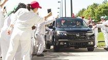 Quý I tài chính: Lợi nhuận ròng Honda tăng 19%