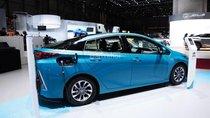 6 tháng đầu năm 2017, Toyota Prius Prime là mẫu xe plug-in bán chạy nhất trên toàn cầu