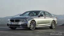 Quý II/2017, lợi nhuận của BMW tăng 7,5% nhờ mẫu 5-Series mới