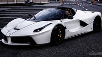 Quý II/2017, doanh thu của Ferrari đạt gần 1 tỷ USD
