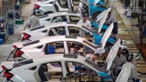 Tháng 7/2017, Honda bán chạy hơn Toyota tại Trung Quốc