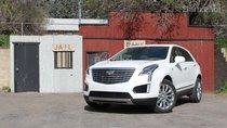 Tháng 7/2017: Doanh số Cadillac tăng 2%