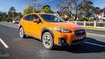 Doanh số tháng 7 của Subaru tăng mạnh ở Úc