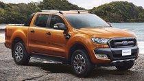 Tháng 7/2017: Ford Ranger vẫn không có đối thủ ở phân khúc xe bán tải