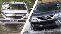 'Cân đo' Chevrolet Trailblazer và Toyota Fortuner tại thị trường Việt Nam