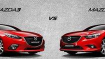 Mazda3 và Mazda6 'dắt tay nhau' giảm giá khủng tại Việt Nam